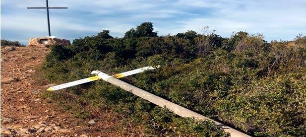 El PP de l'Alcora ha reclamado que refuerce la protección y el cuidado de los parajes y caminos rurales.
