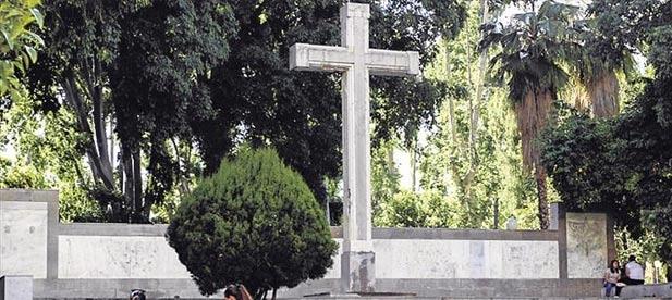 """Carrasco: """"Nos sumamos a la petición de la plataforma en defensa de la Cruz del Ribalta"""""""