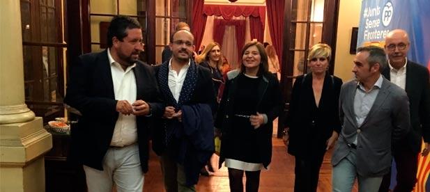 """Barrachina: """"El nacionalismo sólo trae pobreza y para ello cuenta con dos armas: aulas y teles, como quieren hacer en Comunitat Valenciana"""""""