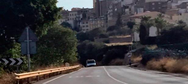 El Grupo municipal Popular de l'Alcora ha trasladado sus demandas a Les Corts al objeto de mejorar la carretera CV-190