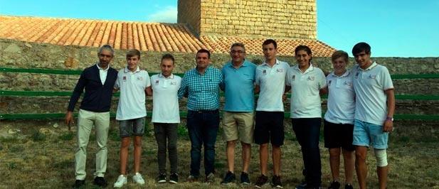 """Vicente (PP): """"Tener la oportunidad de aprender la tauromaquia y hacerlo en tu tierra es una apuesta directa para los pequeños municipios que sufren la despoblación"""""""