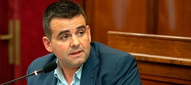 """David Vicente, diputado provincial del PP, exige """"asistir a un sector perseguido por la izquierda que en otras comunidades como Navarra ya cuenta con un plan de ayudas"""""""