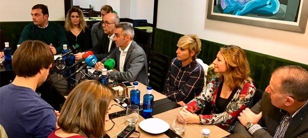 """Barrachina: """"Es evidente que a Castellón le sienta bien la libertad impulsada por el PP y que 2018 va a seguir siendo igual de positivo"""""""