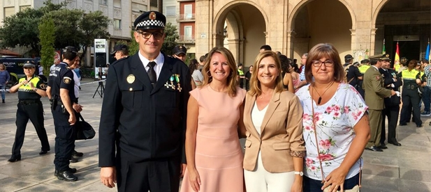 El GMP del PP felicita a la Policía Local de toda España