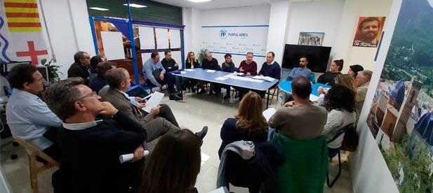 """Aguilella: """"Estamos hablando de mejorar la atención sanitaria no solo de las ondenses, sino de las mujeres de los municipios de la Serra d'Espadà"""""""