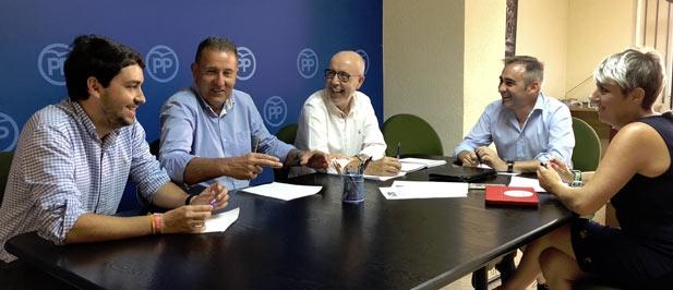 """Vicente-Ruiz: """"Con un PP más fuerte gana España y gana Castellón"""""""