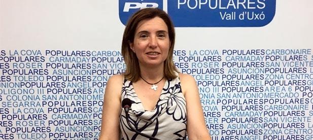 """Dominguez: """"Tania Baños y sus socios deberían salir ya de su letargo vacacional, en el que se han anclado desde el primer día de la legislatura"""""""