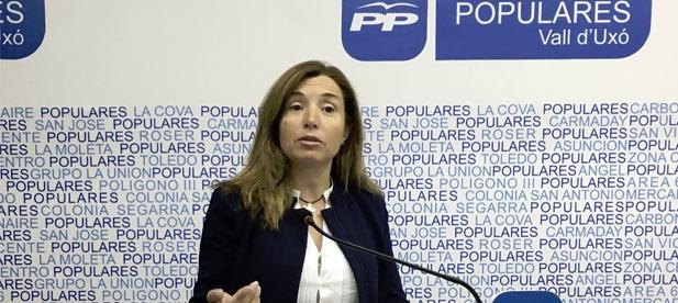 """Dominguez: """"El 'gobierno del sofá' paga a los proveedores a 201 días, prácticamente a siete meses"""""""