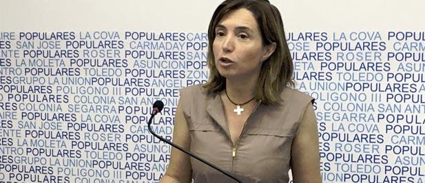 Dominguez pide al resto de partidos de la corporación que voten a favor de la salud y que exijan a la Conselleria que frene este nuevo 'tasazo'.