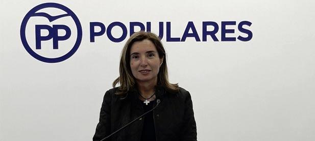 """Dominguez: """"La hipocresía, incoherencia e irresponsabilidad de Tania Baños  reclama que los valencianos no seamos ciudadanos de segunda, pero que es sumisa y asume que el Consell nos trate a los valleros como castellonenses de octava"""""""