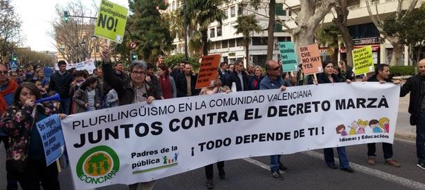 """Gascó: """"No vamos a permitir los atropellos de Marzà ni este retroceso en la educación valenciana con la eliminación de conciertos"""""""