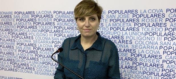 """Ruíz-Vicente: """"La alcaldesa prefiere gastar el dinero en pagar facturas que en el nuevo local"""""""