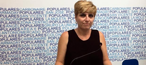 """Vicente-Ruíz: """"Los recortes y la merma de servicios en el Hospital Provincial de Castellón es una muestra más de la discriminación del Consell"""""""