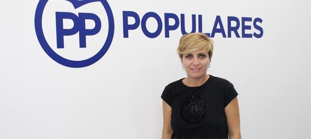 """Vicente-Ruiz ha señalado que """"a los socialistas y a los nacionalistas les va mal que el Partido Popular traiga a partir de hoy el AVE hasta Castellón, que construya un aeropuerto o que realice una autovía"""""""