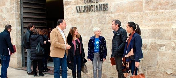 """Vicente-Ruíz ha asegurado que """"Ciudadanos una vez más se pone de perfil votando a favor de la derogación y de la moratoria, siguiendo una línea de incoherencia a la que nos tiene acostumbrados"""""""