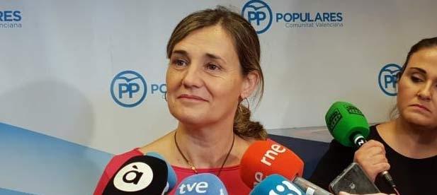 """Bastidas: """"Vamos a seguir insistiendo para que Oltra de explicaciones sobre el caso del centro de menores de Valencia sobre el que ha decretado el silencio total """""""