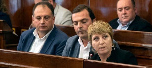 Vicente-Ruiz, diputada provincial del PP, lamenta que Ximo Puig saquee las arcas públicas para sus 300 cargos y las empresas de su familia antes que blindar la sanidad
