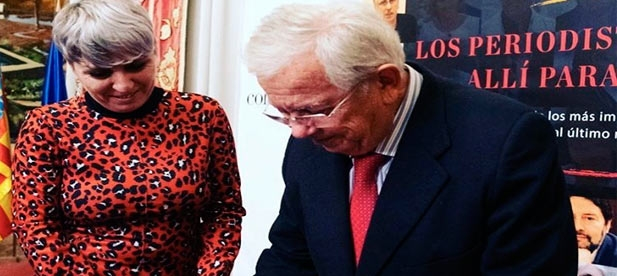 """Vicente-Ruíz: """"Nuestra Carta Magna cumple hoy 40 años en muy buen estado de forma y con el mismo espíritu con el que nació"""""""