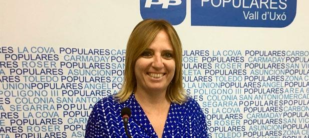 """Ruíz-Vicente: """"En esta legislatura, Tania Baños ha decidido suspender ciertos procedimientos judiciales, entre ellos el de su compañera socialista"""""""