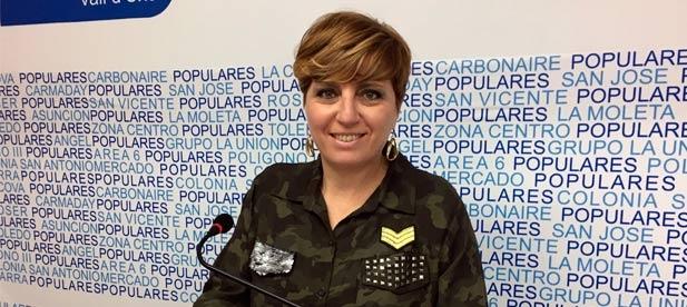 """Vicente-Ruíz: """"En lugar de gastarse dinero en traducir al valenciano las cartillas de embarazo, deberían invertirlo en lo que de verdad hace falta: en prevención, en personal y en infraestructuras"""""""