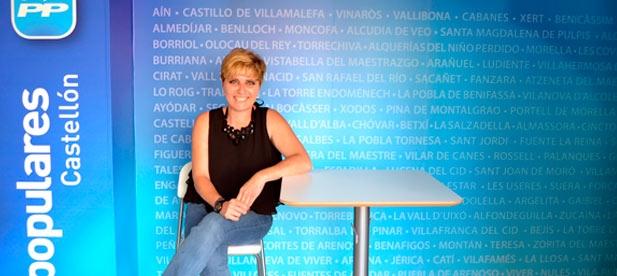 Vicente-Ruiz ha denunciado una vez más los recortes del Consell en el Hospital Provincial de Castellón.