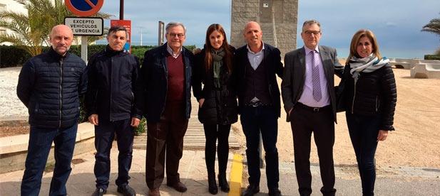 Esta semana, desde el Grupo Municipal del PP en la localidad se ha apoyado la entrega de documentación a Costas para promover esta protección.