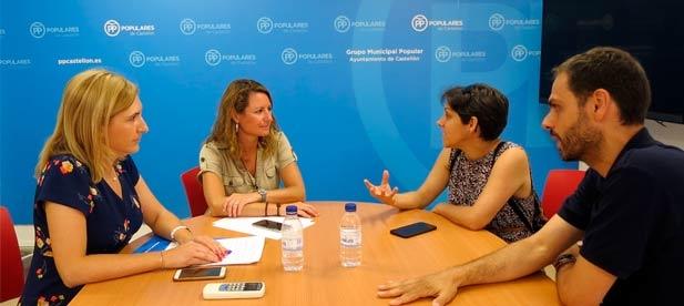 """Carrasco:  """"Hay que ayudar a los familiares, como en el caso de las hermanas Marta y María, con Batten CLN6 en el acceso a los tratamientos experimentales"""""""
