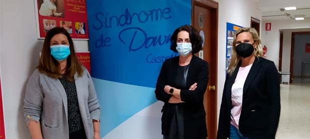 El PP va a colaborar de manera conjunta en la defensa de los intereses de las personas con síndrome de Down