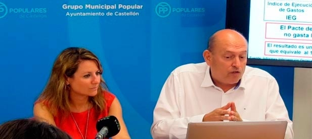 """Feliu: """"El bipartito que gobierna el Ayuntamiento de Castellón incumple hasta su propia norma de transparencia al no pedir tres presupuestos"""""""