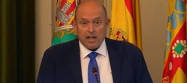 """Feliu: """"Según la Intervención Municipal la presión fiscal ha subido desde el 2014 en 42€ por persona, llegando hasta los 720 € que de media paga cada castellonense"""""""