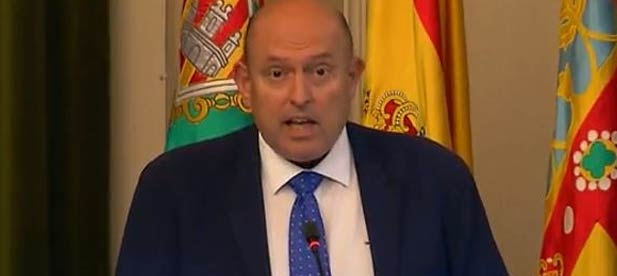 """Feliu: """"La mejora de la economía debería traducirse en una rebaja fiscal que afectara a todos, sin embargo, el gobierno de PSOE y Compromís se empeña en seguir recaudando más"""""""
