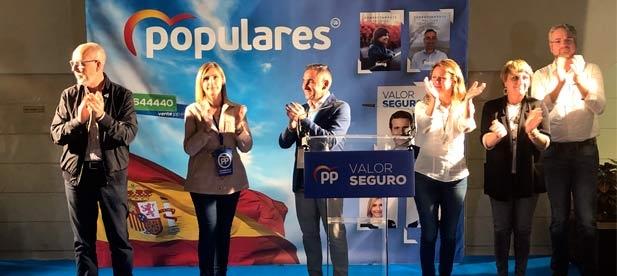 La renovación y la defensa constante de la provincia de Castellón han permitido que el PP consiga mejores resultados que la media nacional y autonómica