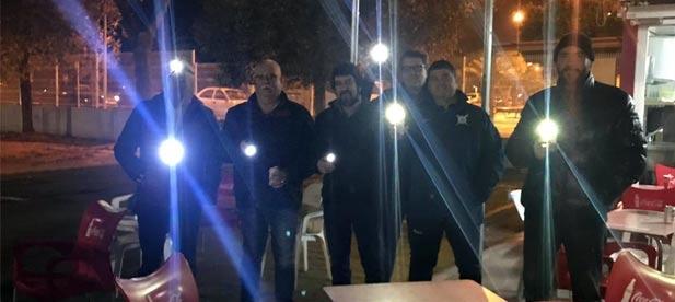 Carrasco anuncia su compromiso de que, si llega a la alcaldía de la ciudad, volver a convertir Castellón en una ciudad del deporte, con competiciones nacionales e internacionales.
