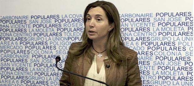 """Dominguez: """"Desde los servicios económicos del ayuntamiento nos dijeron que la orden del tripartito era no seguir facilitando la relación de facturas"""""""