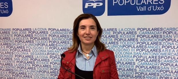 """Domínguez ha lamentado la """"soberbia"""" de la alcaldesa Tania Baños y sus socios de gobierno."""