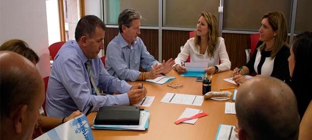 """Carrasco: """"Las políticas de Empleo deben ser transversales a todas las áreas municipales para apoyar al emprendedor, a los autónomos, a las empresas, a los agricultores y, en definitiva, a todo el tejido económico-empresarial""""."""