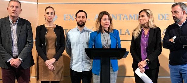 """Carrasco: """"Desde el PP queremos que la Justicia llegue hasta el fondo para determinar el grado de participación directa de Enric Nomdedeu, Ali Brancal y Miguel Torres"""""""