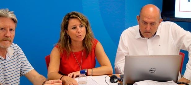 """Carrasco: """"En todo 2017 no se invirtió ni un euro del total presupuestado en el Plan de Accesibilidad Municipal"""""""