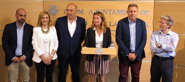 """Carrasco: """"El nombre ya es Castelló, PSOE y Compromís no han dado ningún argumento de por qué quieren eliminar Castellón de la Plana del nombre de la ciudad"""""""