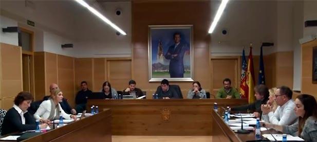 """El Grupo Municipal del PP en Nules ha exigido por último al alcalde """"rigor, compromiso, responsabilidad y control del gasto."""