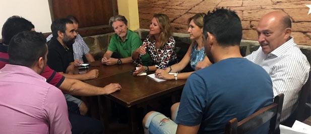 """El Grupo Popular apuesta por """"incluir las singularidades de esta zona emblemática de la gastronomía y el ocio de Castellón en la normativa valenciana"""""""
