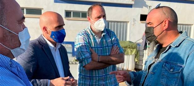 """Guillamón: """"El gobierno de España no debe posponer más las ayudas que necesita el sector pesquero castellonense"""""""
