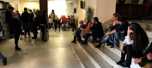 """Macián: """"La situación es de vergüenza y la imagen que está dando es bochornosa e impropia de una capital de provincia como es Castellón."""""""