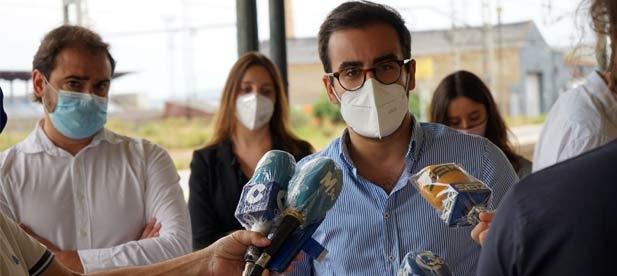 """Herminio Serra: """"Desde el PP no vamos a permitir que por culpa de la izquierda haya gente que tenga que renunciar a sus estudios y a su futuro"""""""