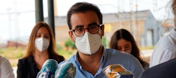 """Herminio Serra: """"Pedimos a los jóvenes que no se resignen y que defiendan sus intereses y su futuro"""""""