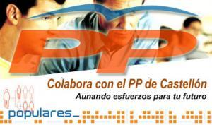 Colabora con el PP de Castellón