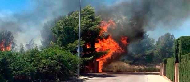 El GMP de L'Alcora elevará una moción al pleno municipal del lunes solicitando al equipo de gobierno tripartito que impulse un plan de actuación local para prevenir incendios forestales.