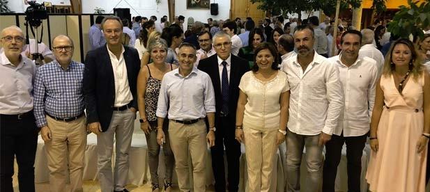 El Partido Popular de la provincia de Castellón arranca el nuevo curso político en un acto con afiliados en Betxí