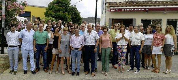 """El presidente del PPCS ha asegurado, durante una reunión mantenida con alcaldes y portavoces en Traiguera, que """"el compromiso del Gobierno de España con la provincia de Castellón es indiscutible""""."""