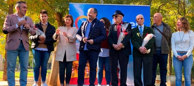 Los populares celebran un acto de agradecimiento a sus más de 1.400 interventores y pone de manifiesto la gran fortaleza interna del PP en la provincia